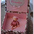 les petites boites pour petites filles..