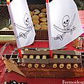 Gateau de pirate