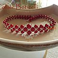 Collier Boticelli rouge