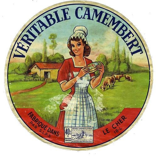 Véritable Camembert