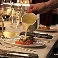 Un repas d'exception au chambard avec puget