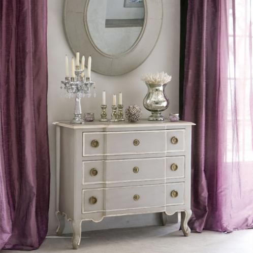 cr er un style autour d 39 une commode romantique decor 39 in id es conseils. Black Bedroom Furniture Sets. Home Design Ideas
