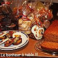 GOURMANDISES DE NOEL