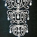 Queen mary's stomacher