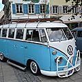 VOLKSWAGEN Combi Split T1 Samba Bus Molsheim (1)