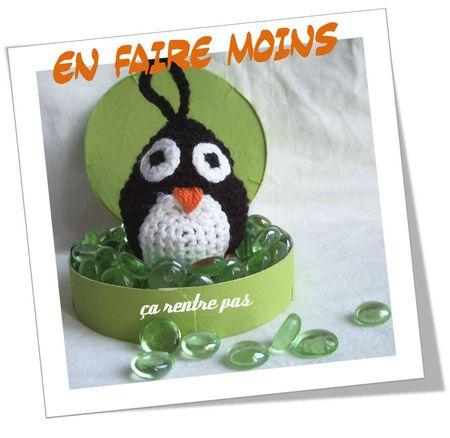 Pingouin crochet faire moins01R