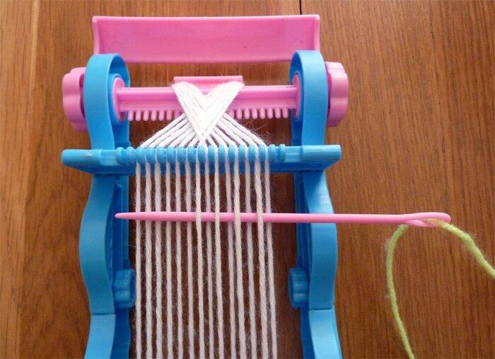 27 Zeeman Métier à tricoter 3