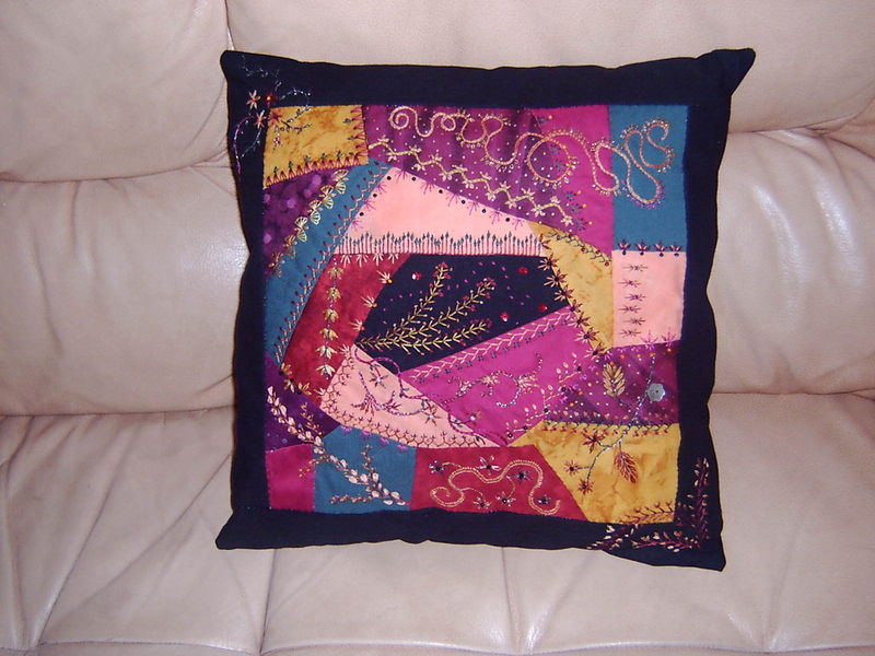 coussin crazy 1