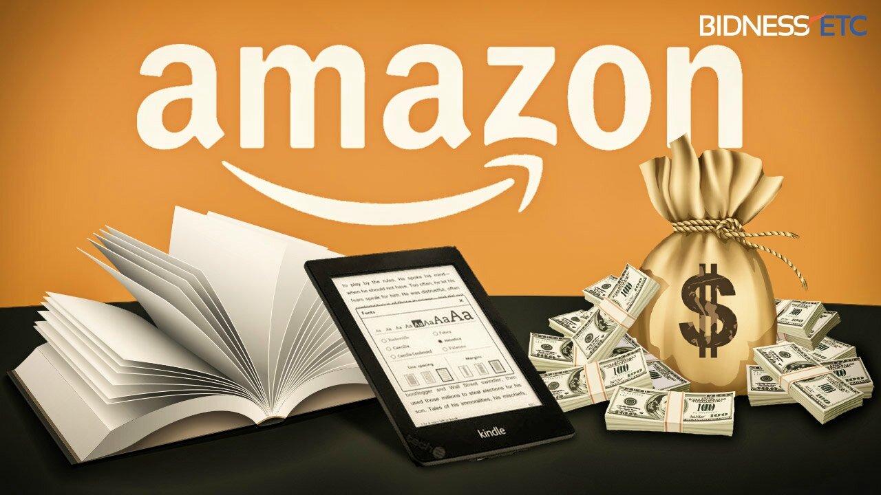 Amazon change sa façon de rémunérer les auteurs