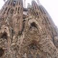 Sagrada Familia Façade de la Nativité