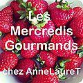Mercredi gourmand #108