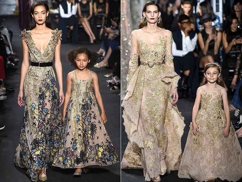 fashion week elie saab collection 2016-2017