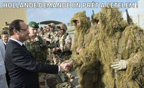 ps hollande economie humour