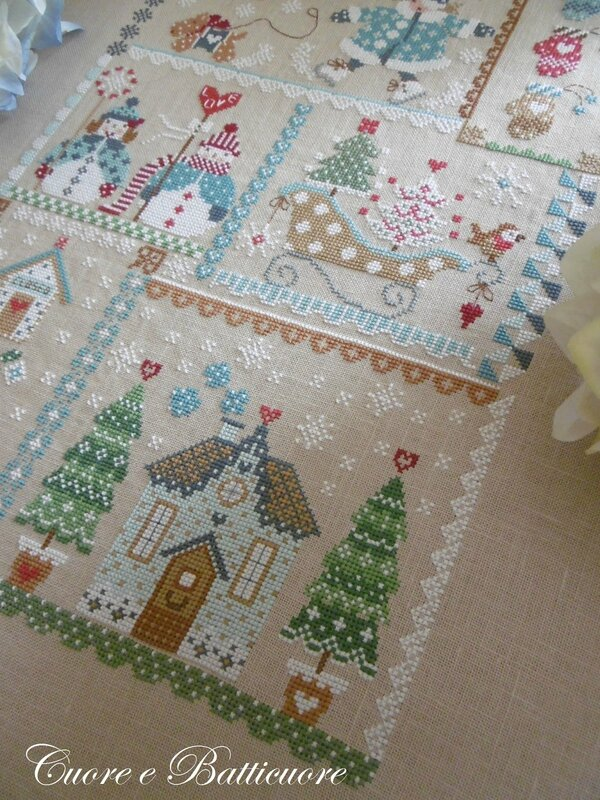 winter in quilt 3
