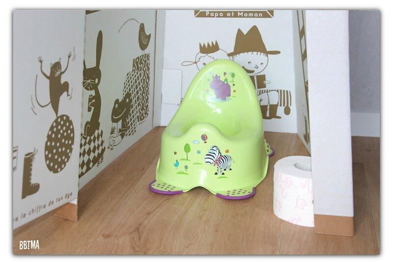 MA CACABANE 8 cabane maison carton enfant kids apprentissage propreté pot wc toilette bbtma blog famille parents bébé pirouette cacahouète
