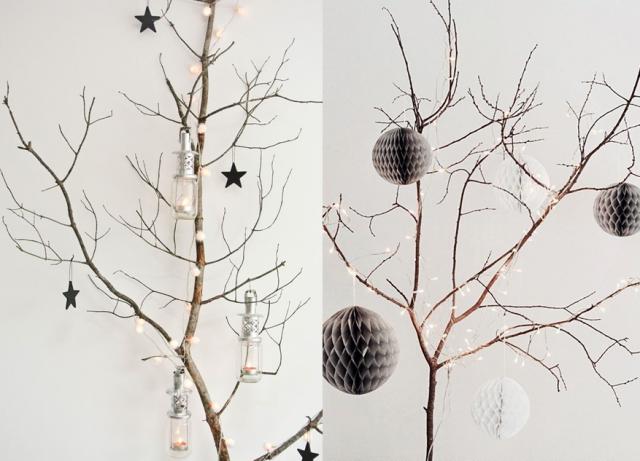 idee-deco-noel-scandinave-blanc-bois-naturel-sapin-ornement-branche