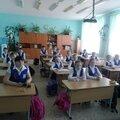 30/04 au Lycée N°16...Classe des plus jeunes!
