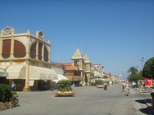 VIAREGGIO (Italie)