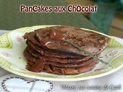 """ღ """" MIAM """" PAnCake au chOcolat"""