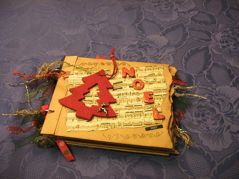 mon book de Noël 2007 001