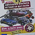 2011 - VIEILLES VOITURES/OLD CARS
