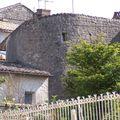 Ancienne porte des remparts, Grand Rue