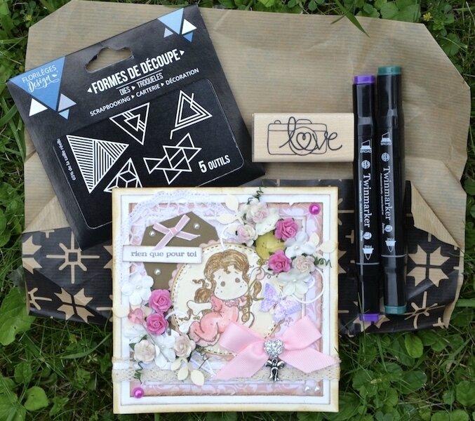 Carte +Cadeaux de Mumu - Juin 2017