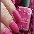 hot pink sugar mat kiko
