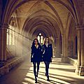 Lissa and Rose Vampire Academy promo01
