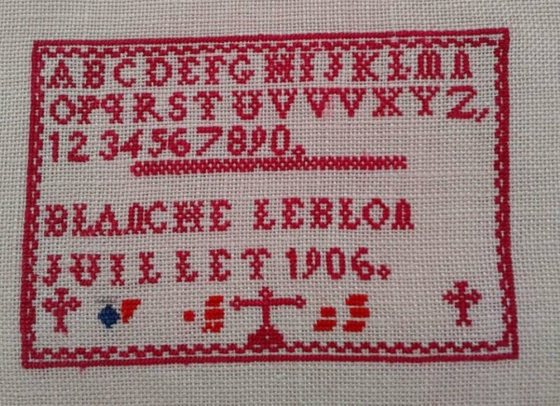 Blanche Leblon by Dany17