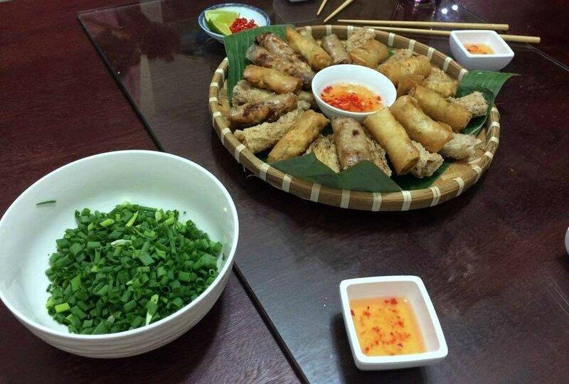 luas kitchen vietnamien cooking class