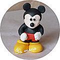 Modelage Mickey