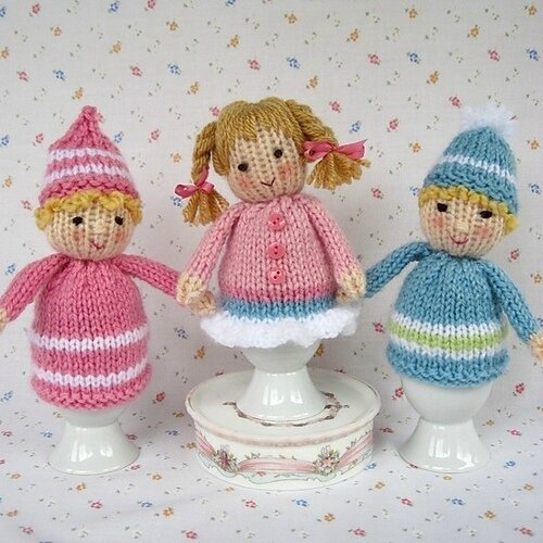 Traduction Egg Doll Cosy - Dollytime