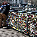 amoureux Cadenas Pont des arts_8674