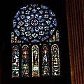 Pentagramme caché dans la cathedrale de chartres