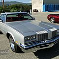 Oldsmobile cutlass supreme brougham coupe-1977
