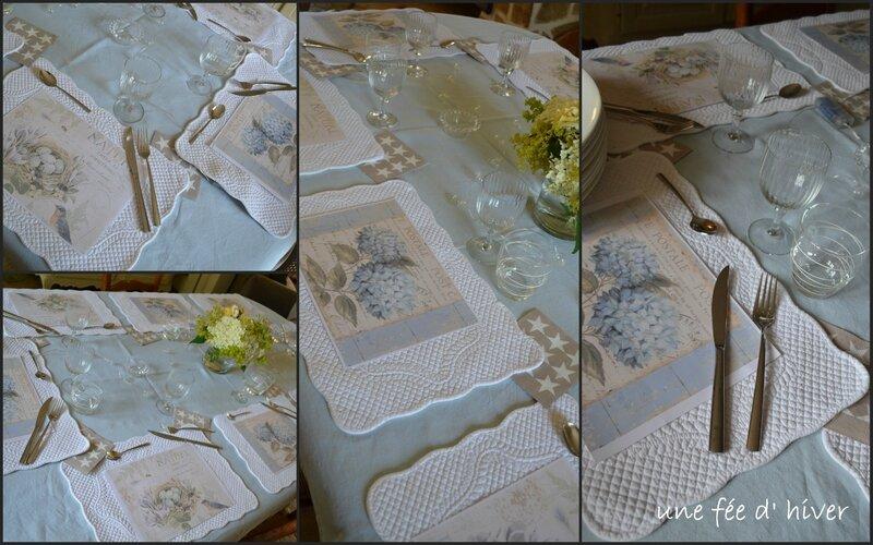 DECOR DE TABLE ETE1
