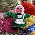 Gros plan sur les ateliers textiles de la solidarité organisés par l'association escapades sambre-avesnoises à fourmies