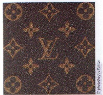 Sac Louis Vuitton Tissu