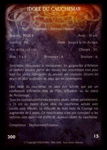Gargouille d'Achéron - idole_du_cauchemar (nexus)