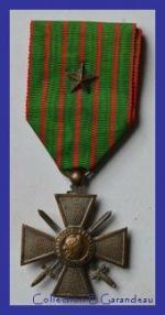 Croix de Guerre B