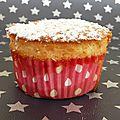Cake, muffins et cupcakes ultra léger au citron et aux orangettes