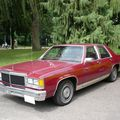 Ford ltd 4door sedan 1979