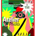 Ateliers photo ce samedi