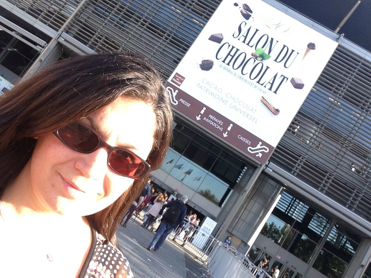 Salon du Chocolat - PARIS (20 ans !)