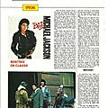 Rentrée des classes: michael jackson: bad - septembre 1987