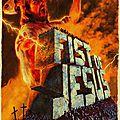 Fist of jesus (jesus vs zombies)