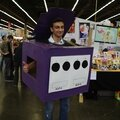 Cosplay Game Cube