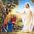 La résurrection du christ, quelle peut être sa signification essentielle ?