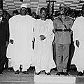 Sommet Chefs Etats Yde 6 dec 1973